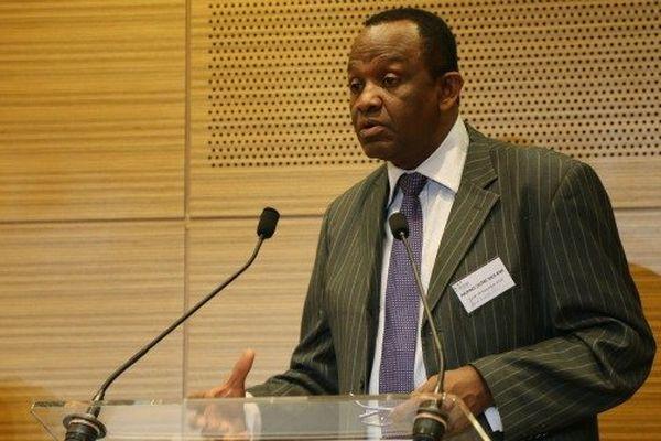 Saïd Omar Oili, président de l'association des maires de Mayotte