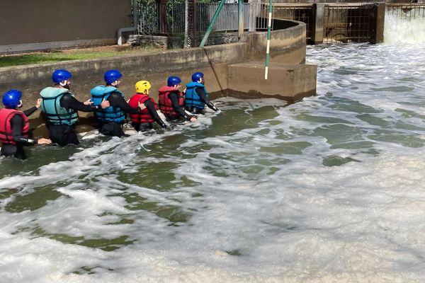 Des stages pour apprendre à faire face en cas d'inondation.