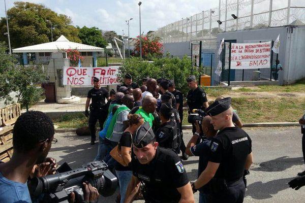 Mobilisation Gardiens de prison
