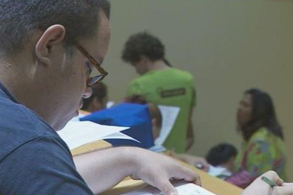 Rentrée universitaire : 1200 etudiants sur les bancs