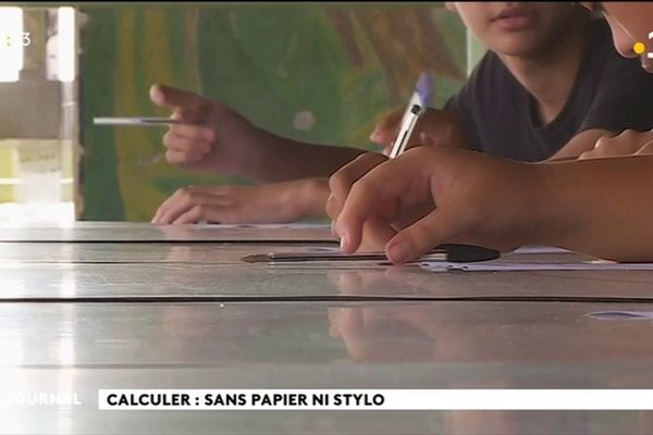 15 000 élèves relèvent le défi calcul mental