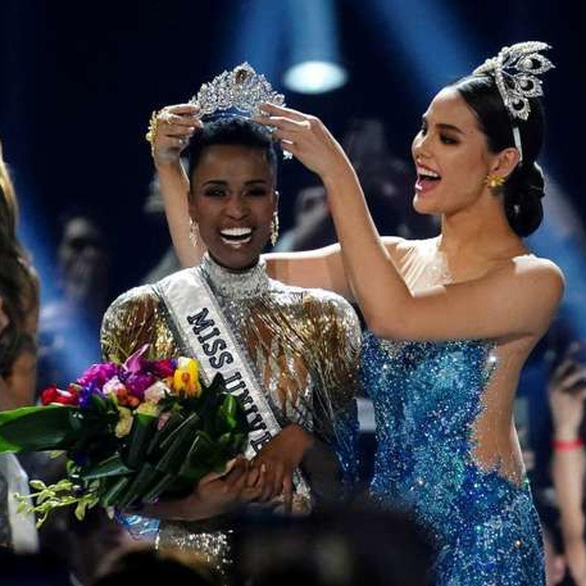 La sud-africaine Zozibini Tunzi rentre dans l'histoire du concours Miss Univers