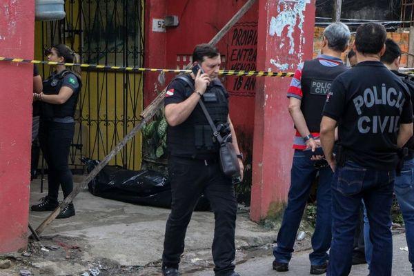 Fusillade au Brésil : onze morts