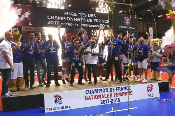 championnat N3 handball