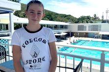 A onze ans, Charlie Cholière va participer à sa première traversée de l'île aux Canards.