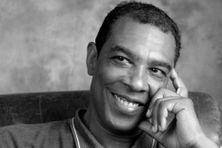 L'écrivain et metteur en scène guadeloupéen Alain Foix