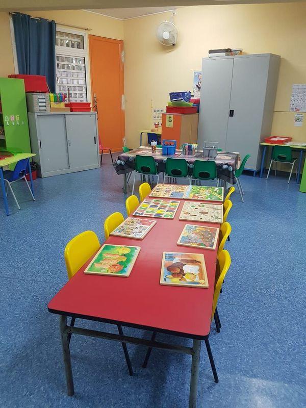 Rentrée salles de classe