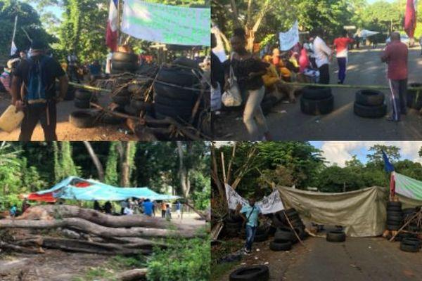 Fin des barrages à Mayotte