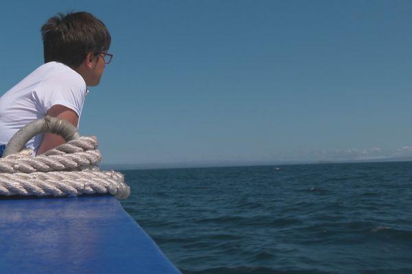 bateau excursion cap perce