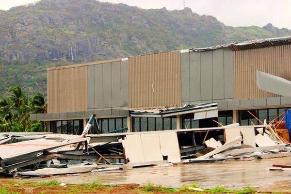 Cyclone Winston à Fidji