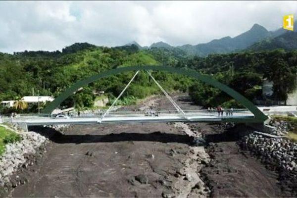 Pont du Prêcheur le 9 janvier 2018