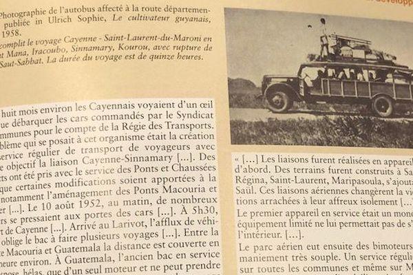 Le transport en Guyane