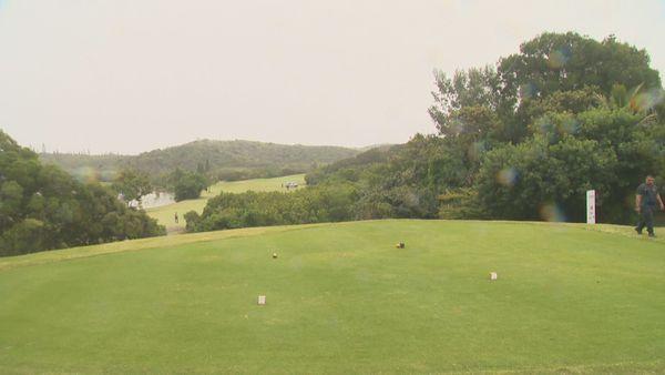 Meurtre Tina golf