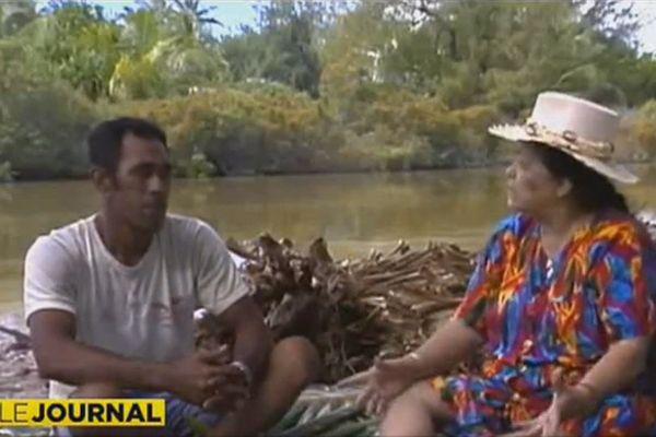 Dernier hommage à Mama Vaetua - Polynésie 1ère