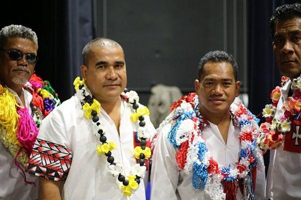 Les membres de Talahauakimana