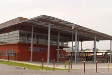Le Lycée Lama-Prévot de Rémire-Montjoly