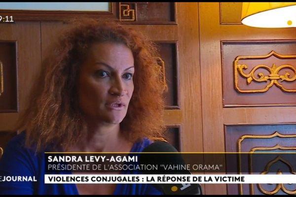 Vahine Orama soutient les femmes victimes de comportements déviants