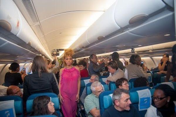 Défilé sur vol Air-Caraïbes (12)