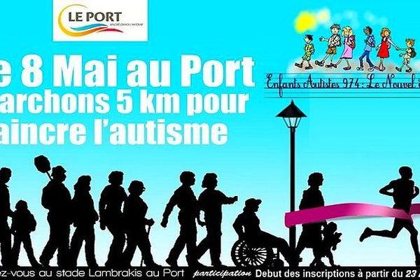 5 km du Port Marche pour l'aurisme 8 mai 2019