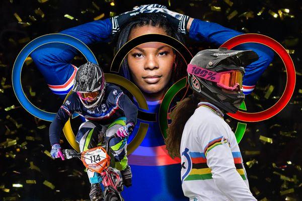 Mon rêve olympique - Axelle Étienne