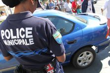 Police municipale à La Réunion (photo d'illustration).