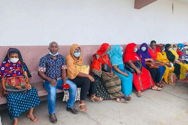 Passagers bloqués aux Comores