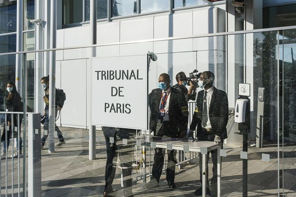 Procès des attentats de janvier 2015, tribunal de Paris