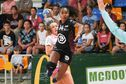 Handball : Suzanne Wajoka s'éclate en LFH