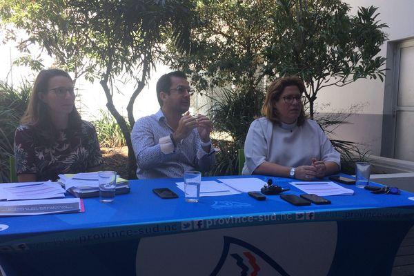 Habitat Province Sud conférence de presse