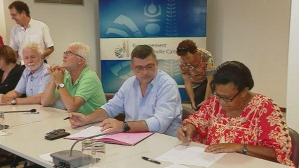 Cliniques Gouvernement signature
