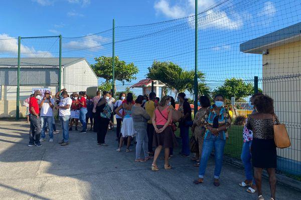 Grève ATSEM école sainte-marguerite
