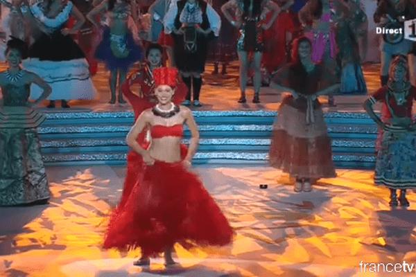 Danse de Hinarere Taputu parmi les 10 finalistes