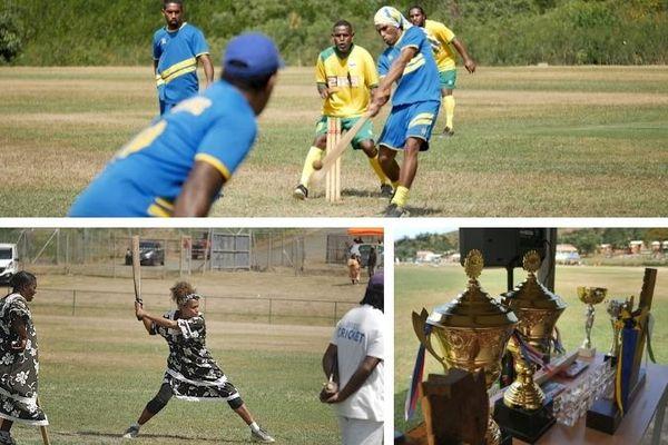 Mosaïque championnat cricket 2021