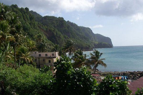 Grand-Rivière, Martinique