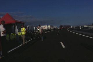 Inauguration du pont de la Rivière Saint-Etienne