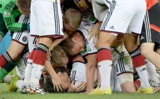Victoire de l'Allemagne