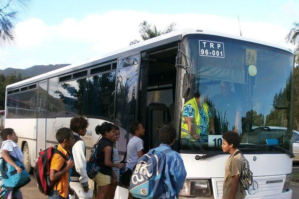 Transports scolaires Grand Nouméa