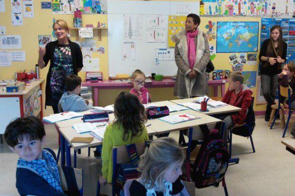 La ministre annonce la création d'un internat à Saint-Pierre pour accueillir les lycéens de Miquelon