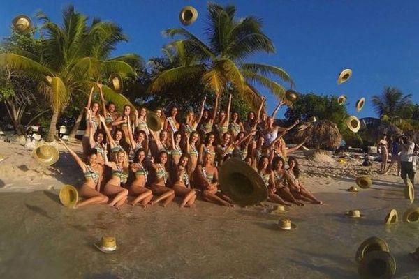 les Miss a Punta Cana