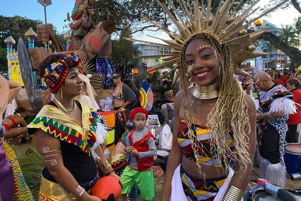 33e carnaval de Nouméa