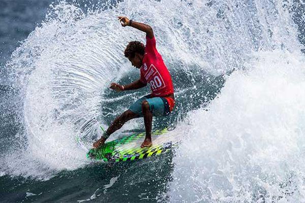 Martinique surf pro 2ème journée
