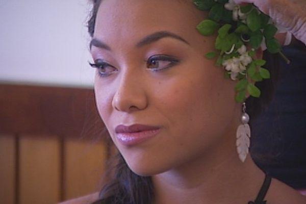 Présentation des candidates à la presse - Miss Tahiti 2016