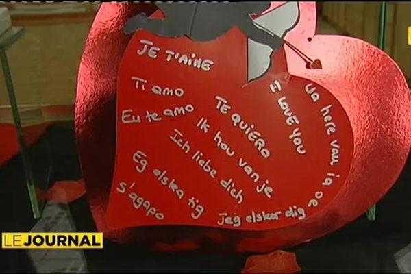 St Valentin : l'amour, toujours l'amour…