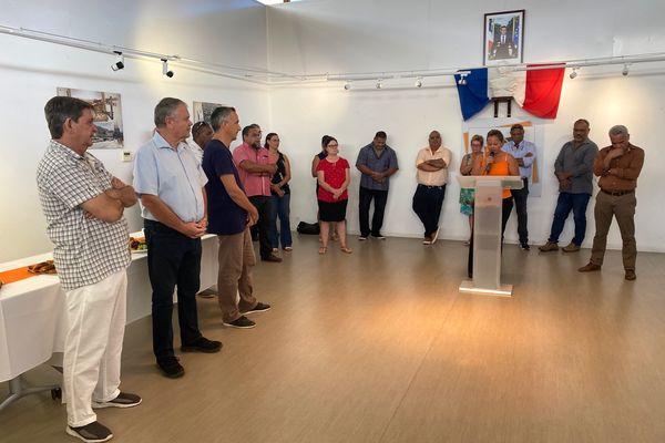 Merci aux associations, solidarité Lucas à Païta, 26 février 2021