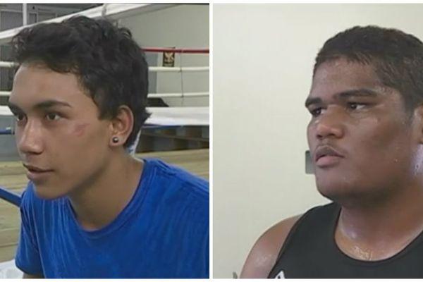 Boxe : Manarii Putoa et Raphaël Dauphin en route pour l'INSEP