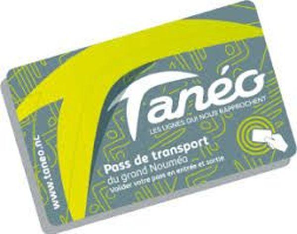 tanéo pass