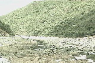 Image d'archives d'un épisode passé de sécheresse en Calédonie