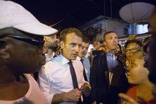 Emmanuel Macron a fait une visite de deux jours en Guyane.