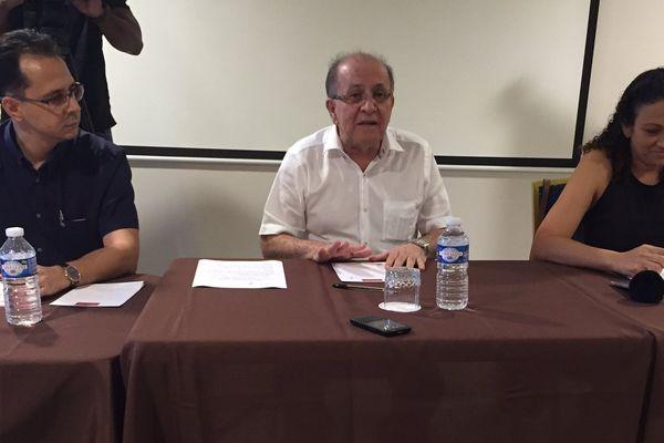 Richard Gabriel et l'annulation du scrutin CCIG