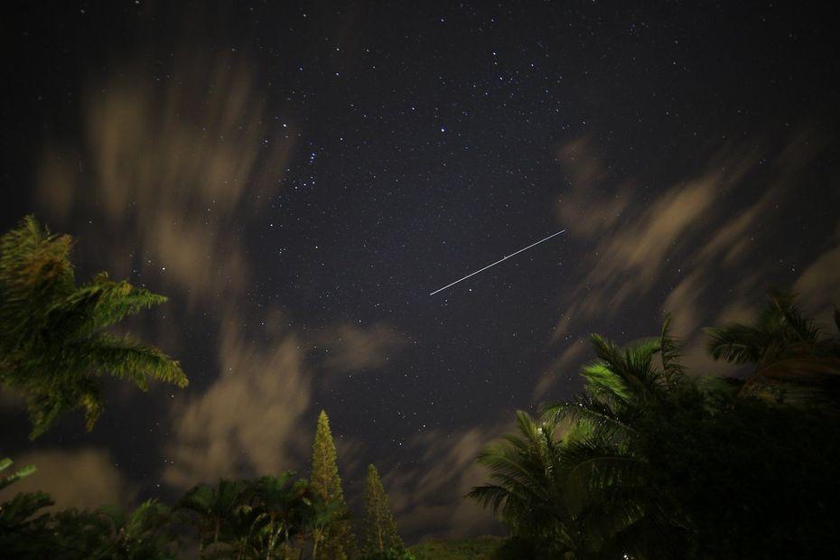 Un « bolide de feu » observé dans le ciel au-dessus du Caillou - Nouvelle-Calédonie la 1ère